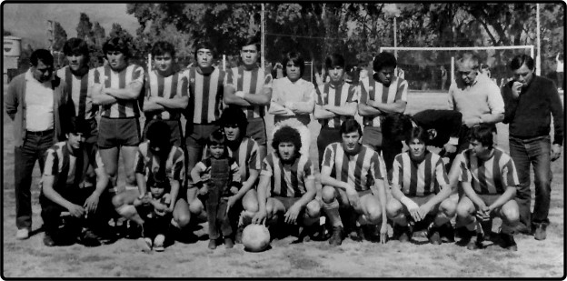 : CLUB DEFENSORES DE LA PLATA - AÑO 1986.